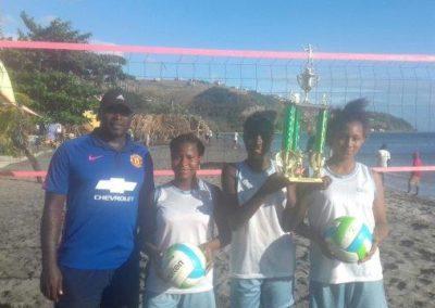 BVB U15SS Girls Champions CBSS