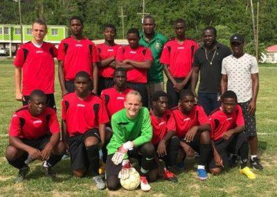 Bombers U20 Team