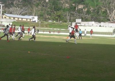 WISG Training Game vs Nat Team